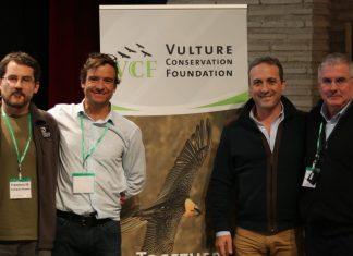 Clausura del Annual Bearded Vulture Meeting que se ha celebrado en Cazorla.