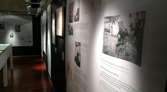 Exposición Miguel Hernández en Manchester.