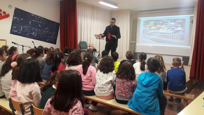 Talleres escolares sobre Miguel Hernández.
