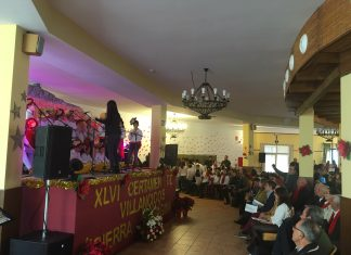 Celebración XLVI Certamen Comarcal de Villancicos Sierra Magina.