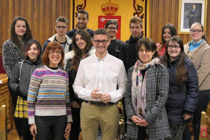 Presentación Escuela Taller de Villacarrillo.