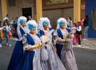 Imagen del carnaval de Torredonjimeno donde se celebra el desfile. FOTO: Archivo HoraJaén