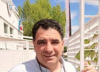 Alejandro Morales, candidato de CS en Albanchez de Mágina.