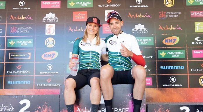 David Valero y Hildegunn Hovdenak, campeones de ABR2019