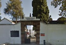 Cementerio de Andújar.