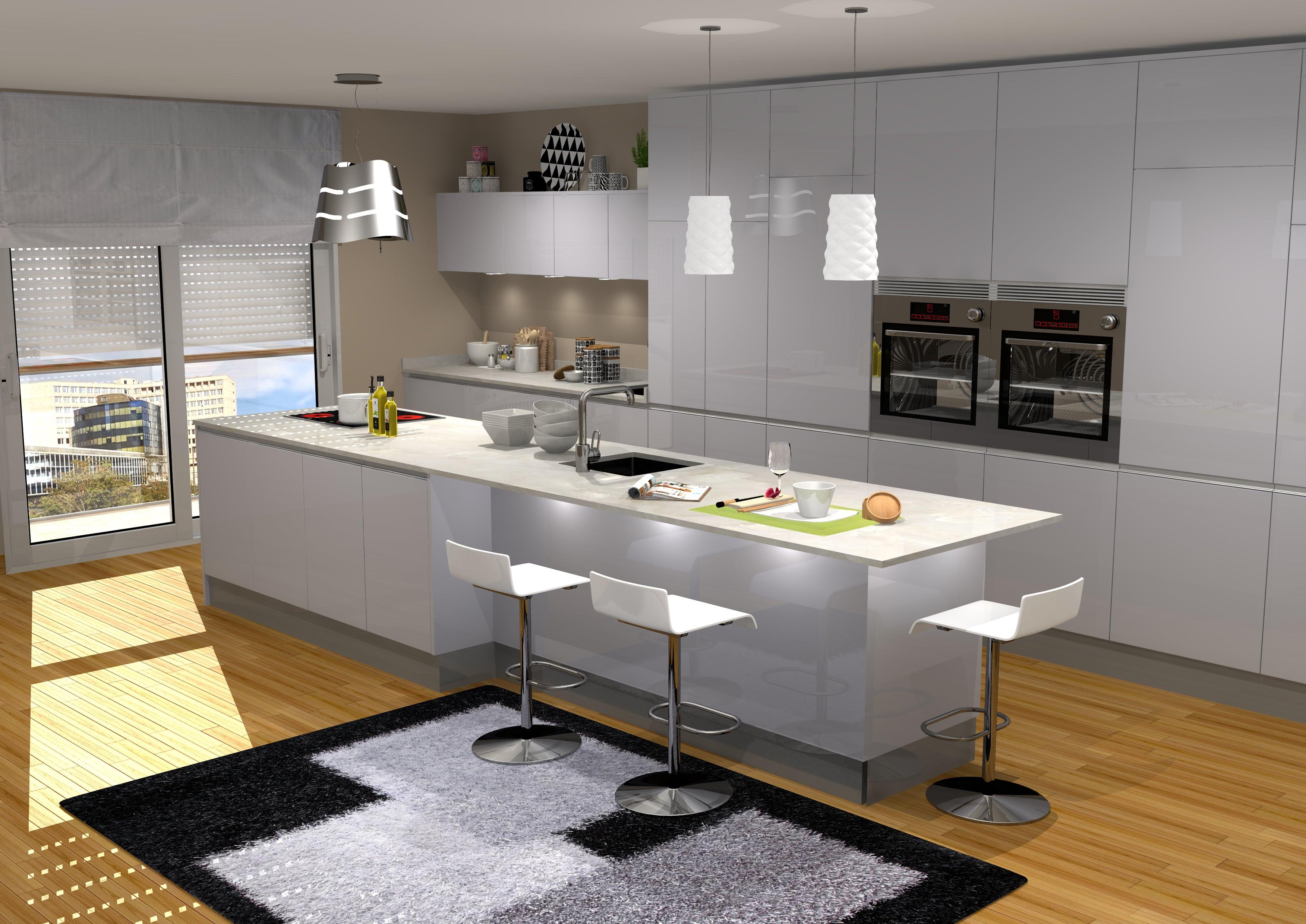 Diseña tu cocina al detalle con Diseños Cocinas - Hora Jaén