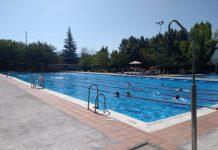 Foto de la piscina de Torredonjimeno.