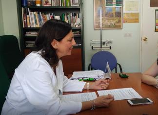 Mª Isabel Ballesta, investigadora.