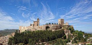 Fortaleza de la Mota de Alcalá la Real.