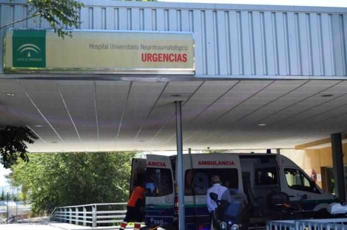 Hospital Neurotraumatológico de Jaén. FOTO: HoraJaén