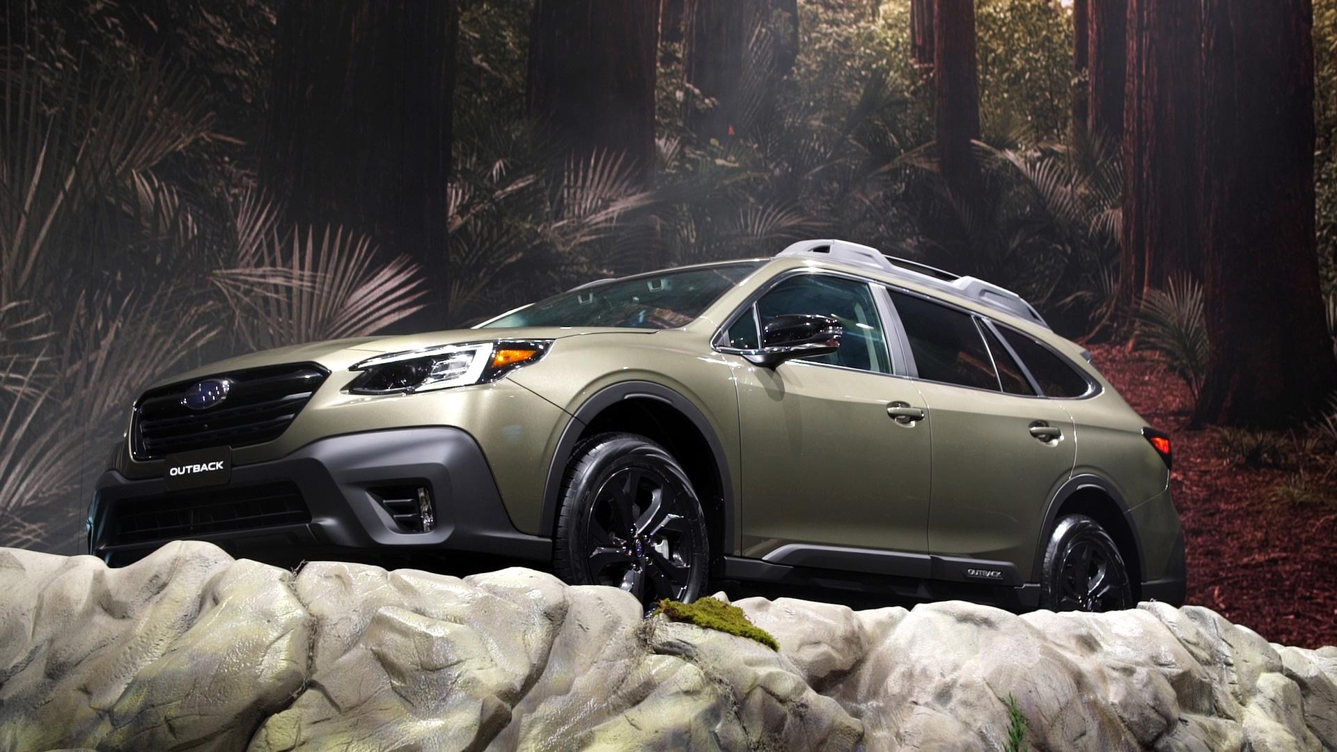 2020 Subaru Outback Turbo Hybrid Price and Release date