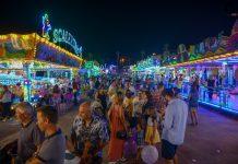 Feria de San Agustín en Linares.