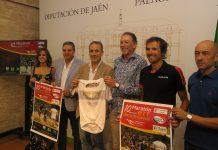 Presentación X Maratón BTT Sierra de Cazorla.