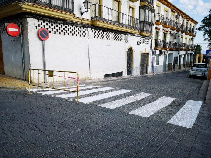 Calle de Arjona.