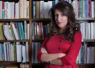 María Luisa Perez, Vicedecana de Relaciones Internacionales de la UJA.