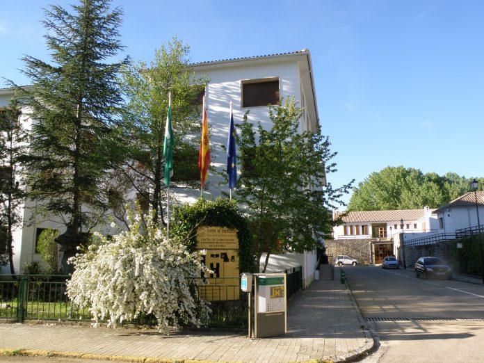 Centro de Capacitación de Vadillo Castril, en Cazorla.