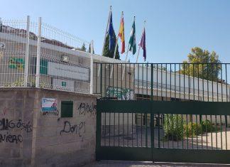 Instituto donde una joven de 15 años ha fallecido atragantada.