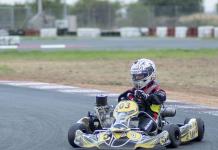 Gonzalo Gutiérrez participa este fin de semana en las 25 horas de Chivas de karts.