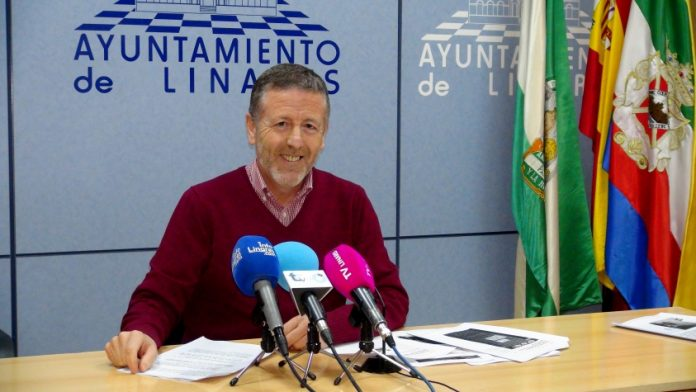 Rafael Funes, concejal de Educación del ayuntamiento de Linares