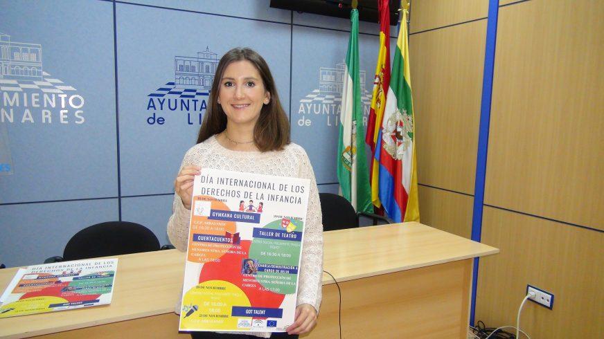 Linares se vuelca con la celebración del Día Internacional de la Infancia - HoraJaén