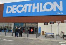 Tienda de Decathlon en Jaén.