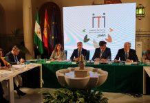 Reunión de la Comisión de la ITI de Jaén.