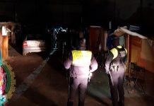 Policía Local avisa del desalojo la próxima semana del campamento.