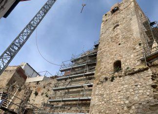 Torre Almedina en Martos.