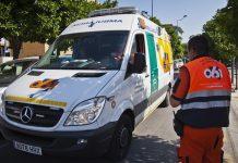 Ambulancia EPES 061. FOTO: 061