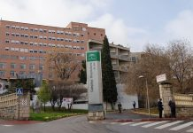 Complejo hospitalario de Jaén.