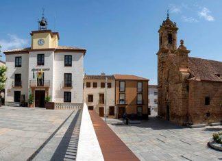 Ayuntamiento de Cabra de Santo Cristo.