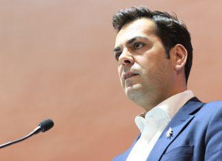 Juan Diego Requena, presidente del PP de Jaén.