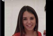 La joven desaparecida en Jaén.
