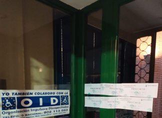 Sede de la OID en Linares.