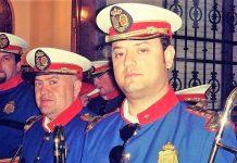 El Guardia Civil fallecido. Foto: Agrupación Musical del Rescate.