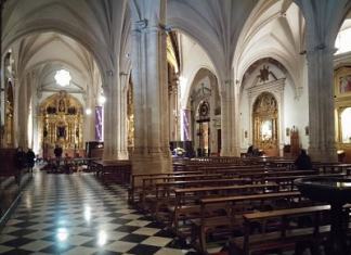 Iglesia de San Ildefonso.