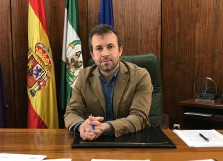 Julio Milán, alcalde de Jaén.