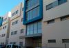 Edificio Puerta de Andalucía junto al hospital Neurotraumatológico. FOTO: CCOO