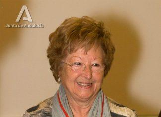 Pilar Palazón había sido reconocida en 2018 con la Medalla de Andalucía.