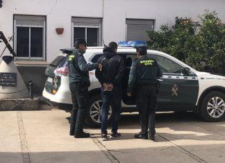 La Guardia Civil detiene a uno de los ladrones de Vilches.