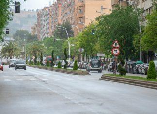 Avenida de Andalucía.