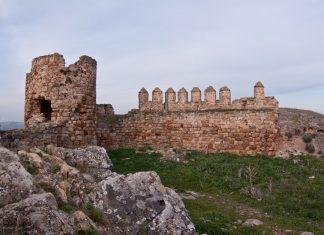 Castillo del Berrueco, en Torredelcampo.