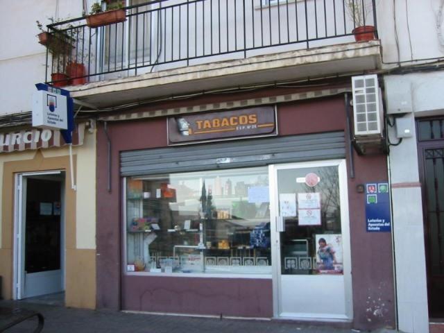Administración de Lotería donde se ha sellado el boleto de La Primitiva.