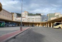 Estación de autobuses de Jaén.