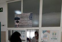 Proceso de matriculación en el colegio Az-Zait de Jaén.