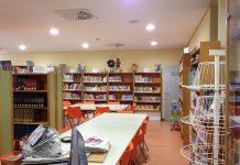 Biblioteca municipal de Andújar.
