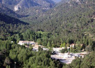 Centro de Defensa Forestal, Cedefo, de Cazorla, en Vadillo Castril.