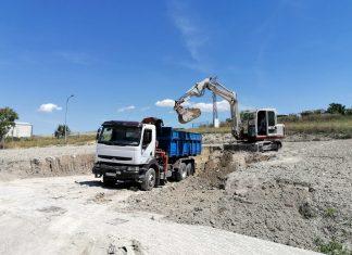 Comienzo de obras en el nuevo vivero de empresas de Peal de Becerro.