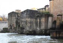 La central hidroeléctrica de Casas Nuevas (Jaén) acaban de ser incorporados a la Lista Roja del Patrimonio.