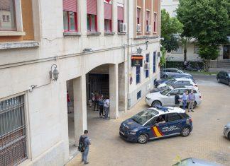 Comisaria de Policía Nacional en Jaén.